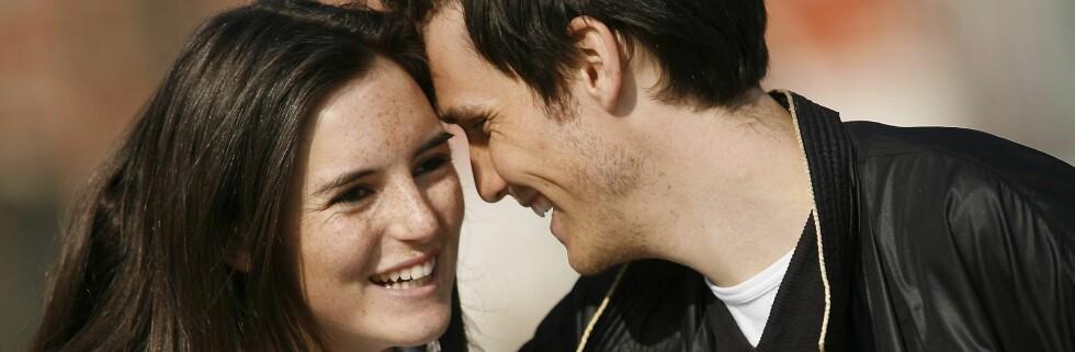 Det er best for forholdet når kvinnen er penest.   Foto: Colourbox.com