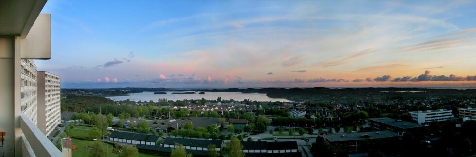 Den ville boligprisveksten i Stavanger snur for første gang i på lang tid i september. Foto: Tori Ognedal