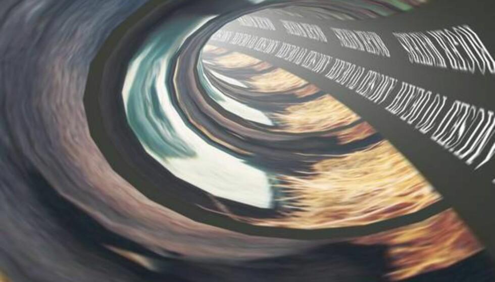 Visualisering til å bli svimmel av. Her Roger Waters, Amused to Death.