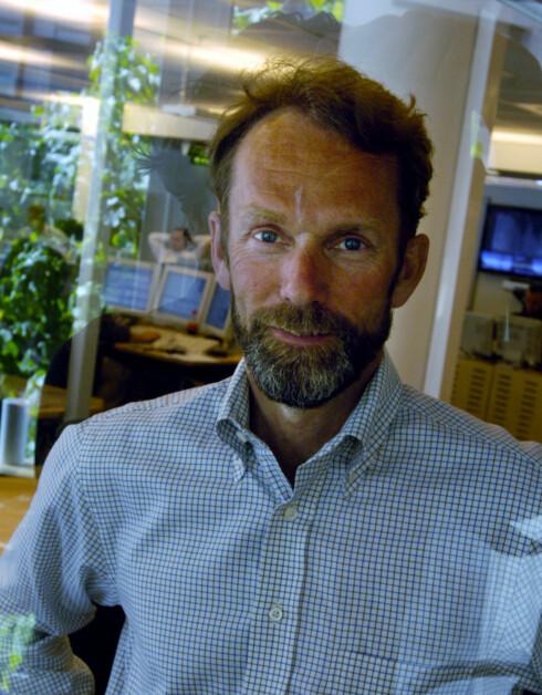 Harald Magnus Andreassen, sjeføkonom i First Securities Foto: First Securities