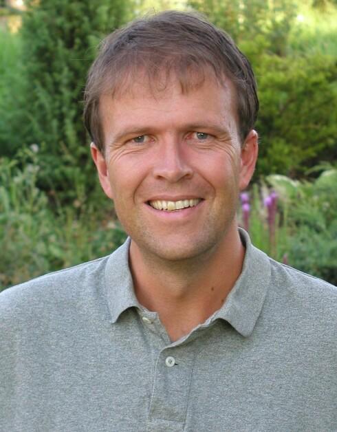 Hans Petter Skogstad, daglig leder i analysebyrået MakroSikt.