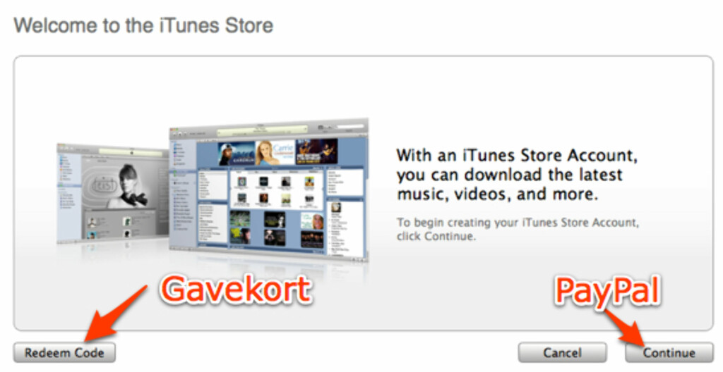 image: Slik bruker du amerikansk iTunes i Norge