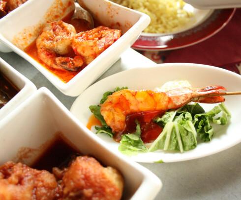 Det er få steder i verden hvor maten er så rik på smak som i Thailand. Foto: Jan Tabery / Stock.Xchng