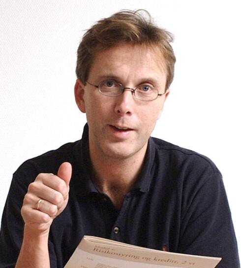 Dag Jørgen Hveem, studierektor ved Handeslhøyskolen BI Foto: BI
