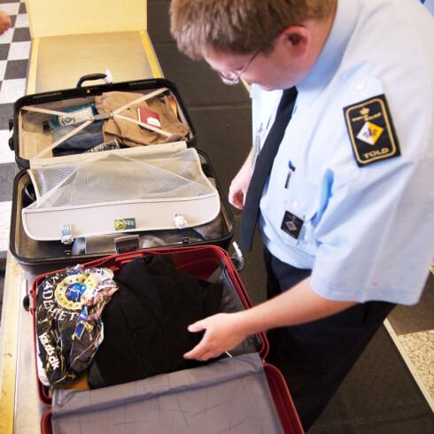 Har sikkerhetskontrollen på flyplassene tatt helt av? Foto: COLOURBOX.COM