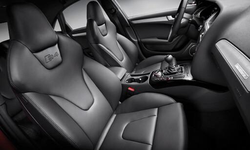image: Store bilder av nye Audi S4