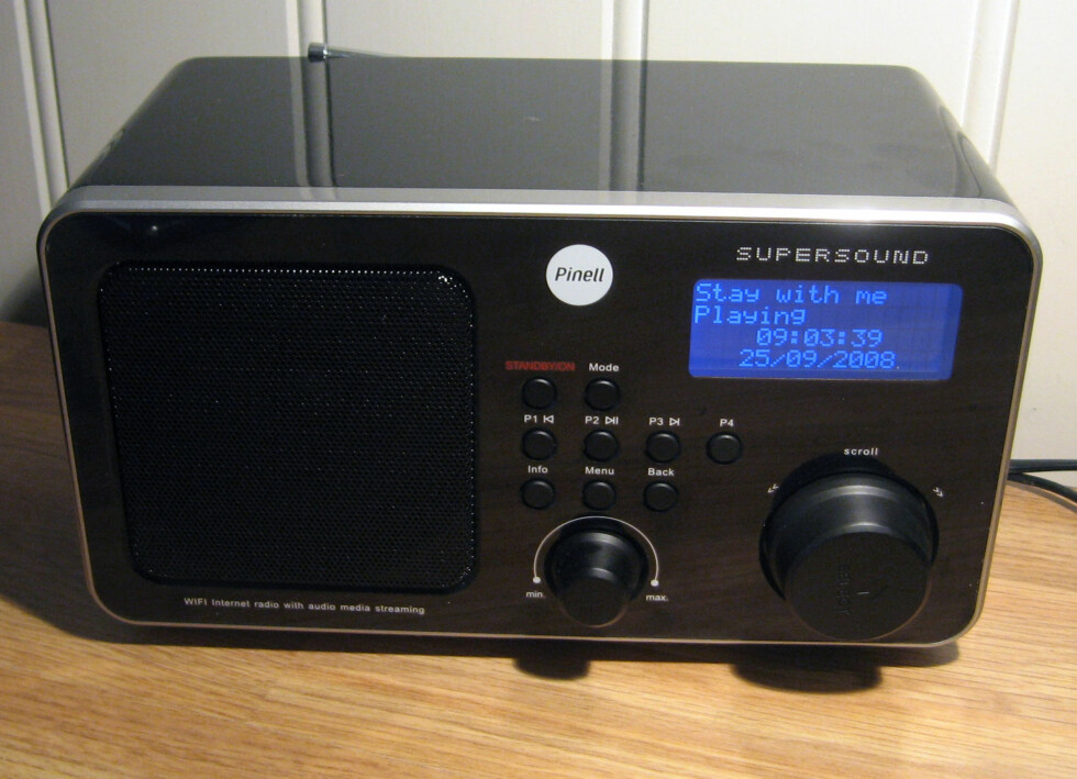 Pinell Supersound