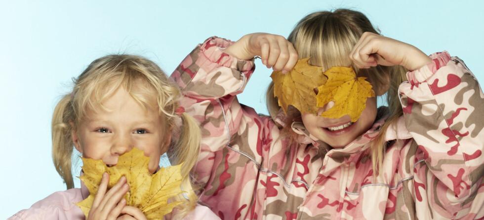 Det finnes flust av tilbud for barn og unge som tilbringer høsferien hjemme. Foto: colourbox.com