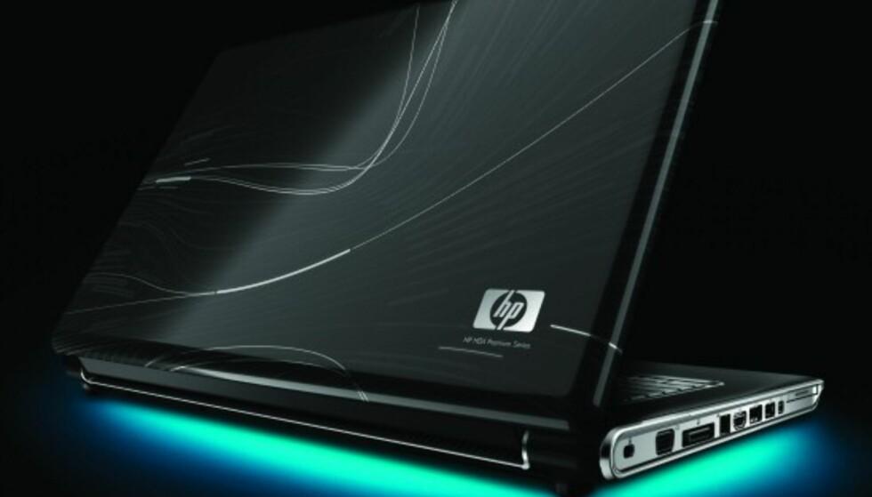 HP gjør det med stil