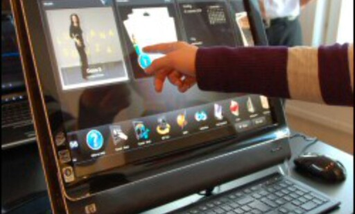 HP TouchSmart IQ500