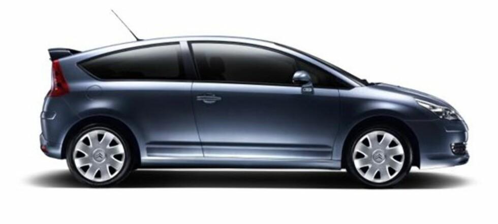 Lyst på denne? Flytter du sparepengene til Spania, kan den bli din. Foto: Faksimile Citroën.no