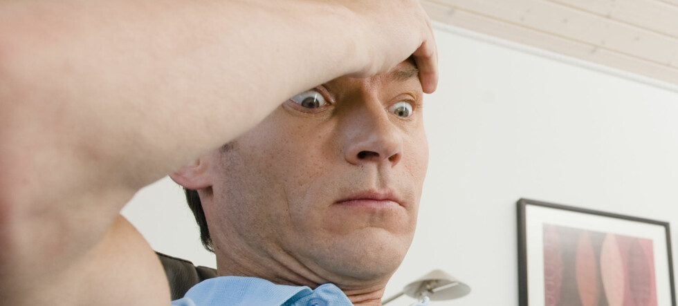 Genene dine avgjør hvor godt du takler stress, hevder forskere.  Foto: Colourbox.com