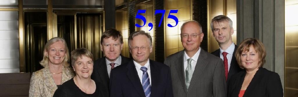 Norges Bank styrer etter planen og holder renta uendret frem til oktober. Foto: Norges Bank