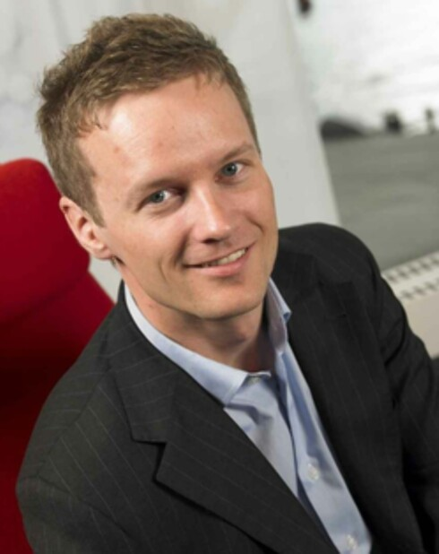 Bjørn Roger Wilhelmsen er makroøkonom i First Securities. Foto: First Securities