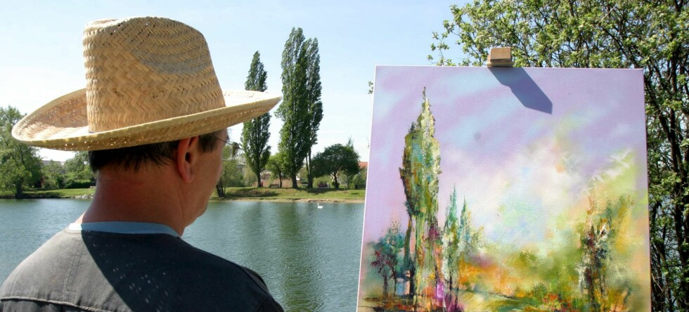Omgivelser som appellerer til vår estetiske sans kan virke smertedempende, viser en ny studie.   Foto: colourbox.com