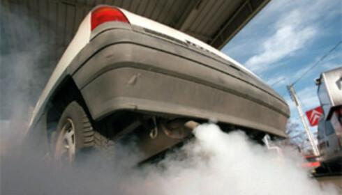 Slakter diesel-vennlig rapport