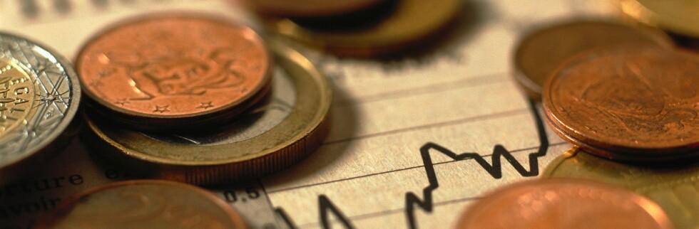 Flere banker varsler nå renteøkning, to dager før rentebeslutningen i Norges Bank. Foto: colourbox.com