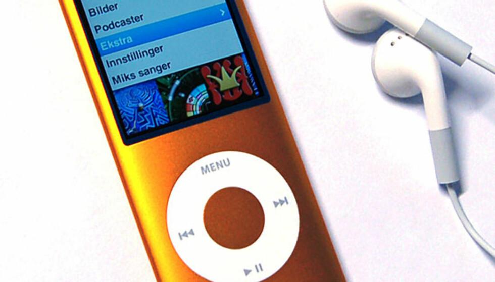 Apple iPod Nano (4 generasjon)