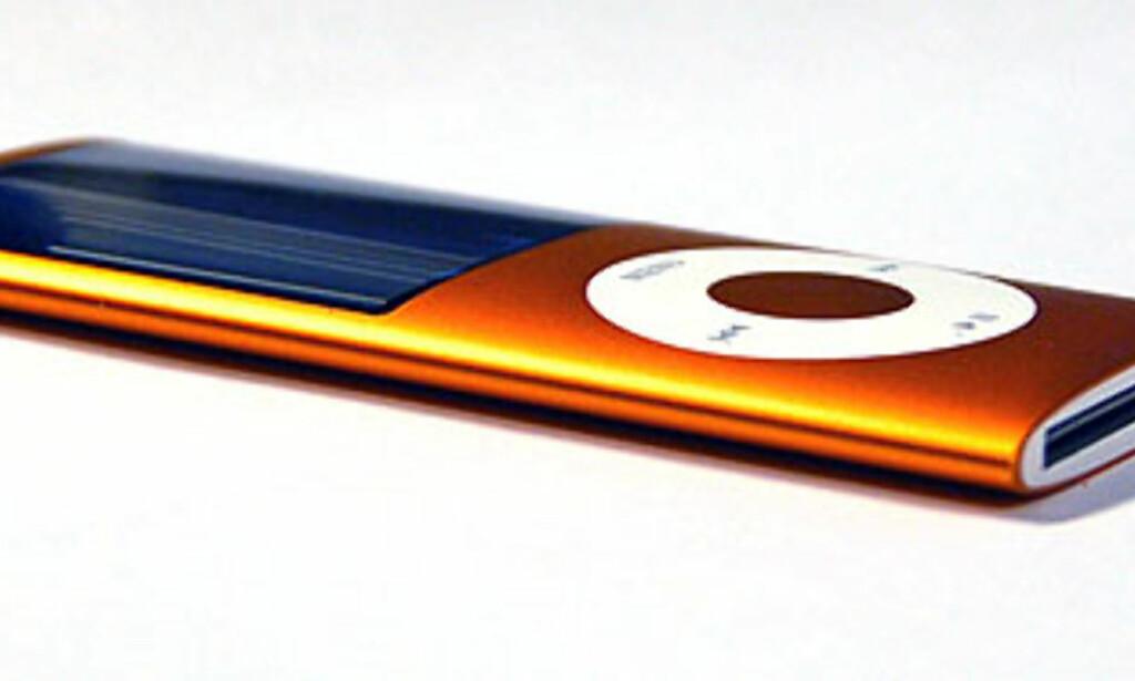 image: Apple iPod Nano (4 generasjon)