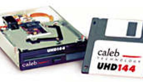 Nav bruker fortsatt disketter