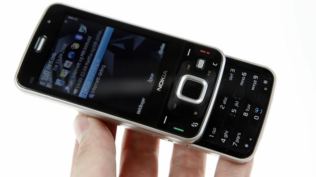 image: Nokia N96