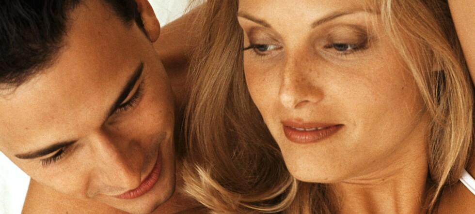 Mannfolkrent er ikke nødvendigvis rent som jentene liker det ... Foto: Colourbox