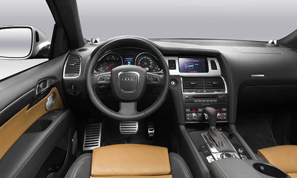 image: Audi Q7 V12 TDI: Store bilder