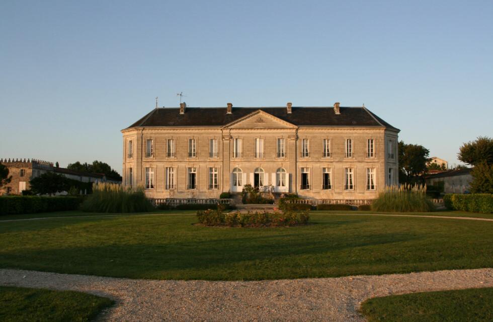 Château de Triac, Braastadfamiliens slott. Foto: Astrid Mannion