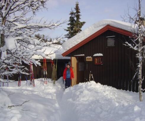 Djupslia i Øyerfjellet Foto: Den Norske Turistforeningen