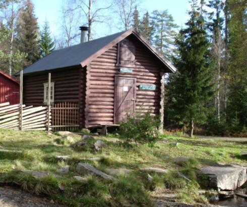 Bekkestua i Romerikåsene Foto: Den Norske Turistforeningen