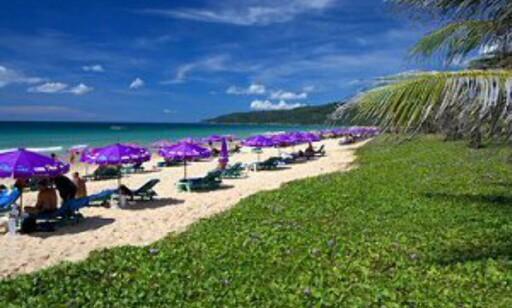 Phuket trekker drøssevis av norske turister hver vinter. Foto: Star Tour