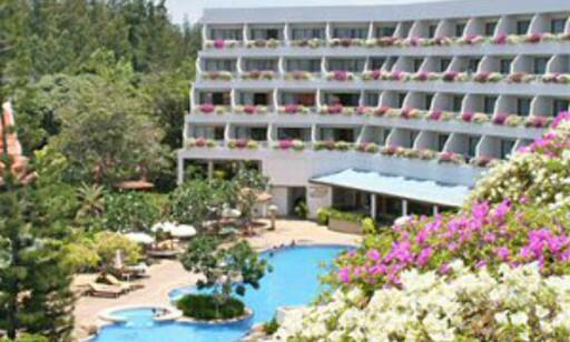 Methavalai Hotel ligger ved Siambukta i Thailand. Foto: Orkidéekspressen