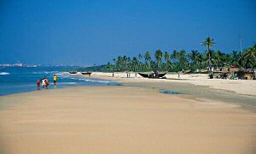India kan friste med lange sandstrender og billig mat og drikke. Foto: Apollo