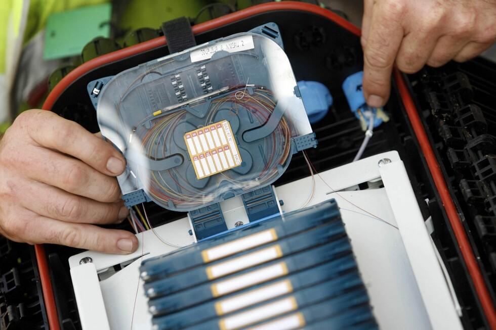 Det elektriske anlegget bør sjekkes jevnlig av fagfolk. Foto: Colourbox.com