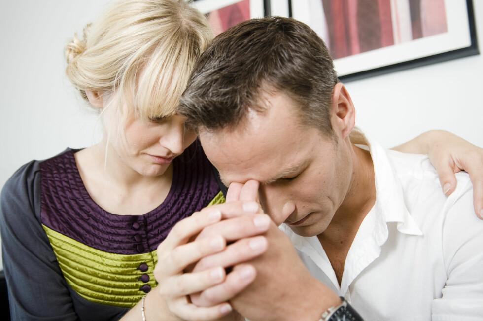 Stress kan virke helt ulikt på menn og kvinner. Menn som ofte stresser har 30 prosent større risiko for å dø enn andre menn. For kvinner kan stress faktisk være positivt i den forstand at det reduserer østrogennivået i kroppen og kan forhindre at kvinner får kreft.   Foto: Colourbox