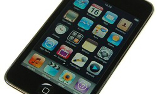 image: Apple iPod Touch 2G