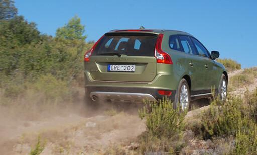 image: Store bilder av nye Volvo XC60