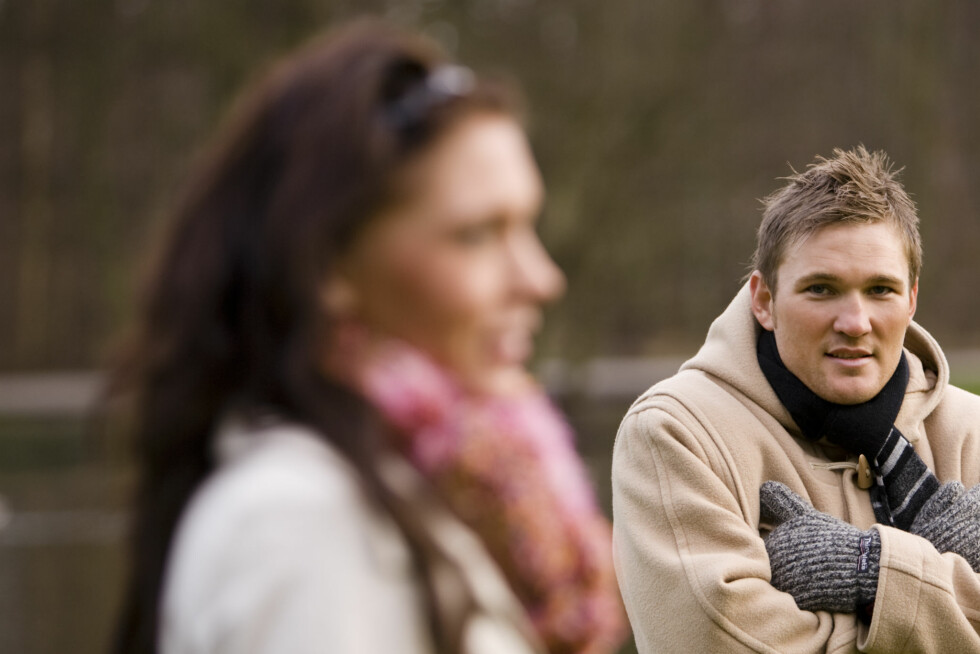 Ensomme mennesker fryser lettere skal vi tro to canadiske psykologer Foto: Colourbox