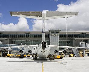 Gatwick flyplass til salgs