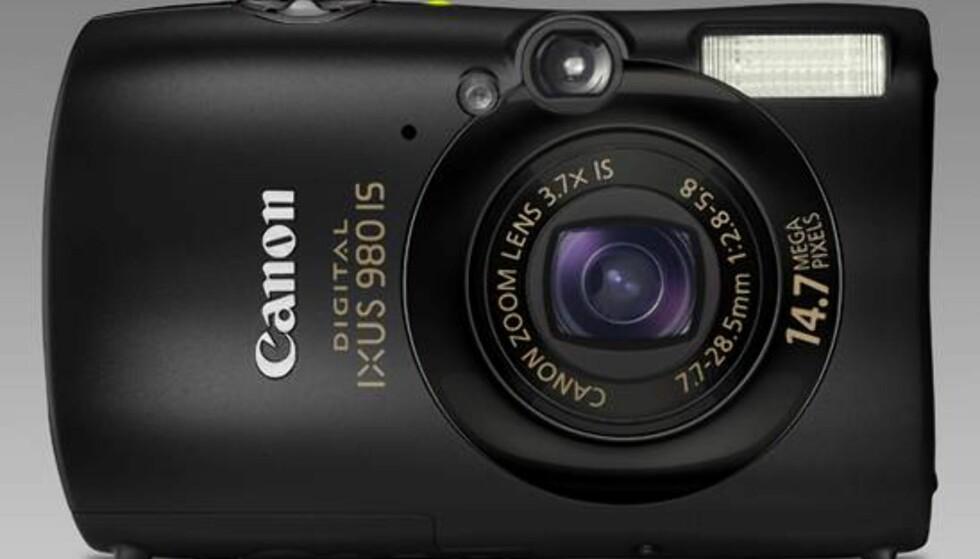 Se de nye Canon-kameraene