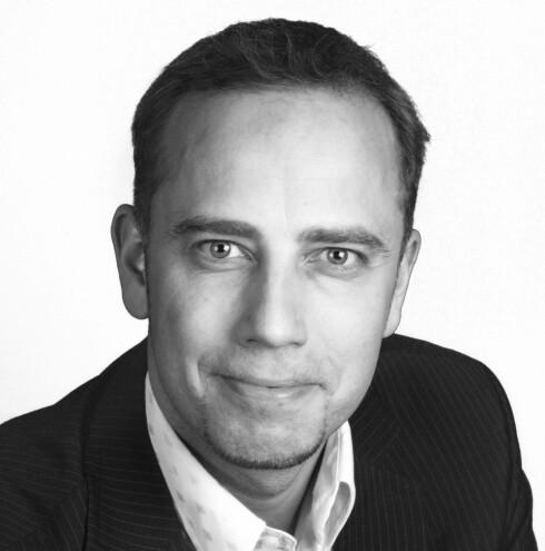Christian Dreyer i NEF har fortsatt tro på nordmenns kjøpekraft.  Foto: NEF