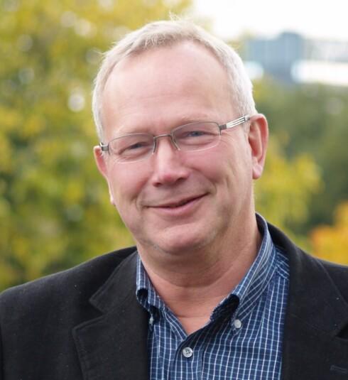 Stein Haakonsen i FNH.  Foto: FNH