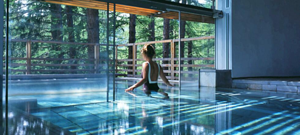 Planlegger du en luksusweekend med et spaopphold? Her får du lista over Europas beste spa. Foto: Vigilius Mountain Resort and Spa
