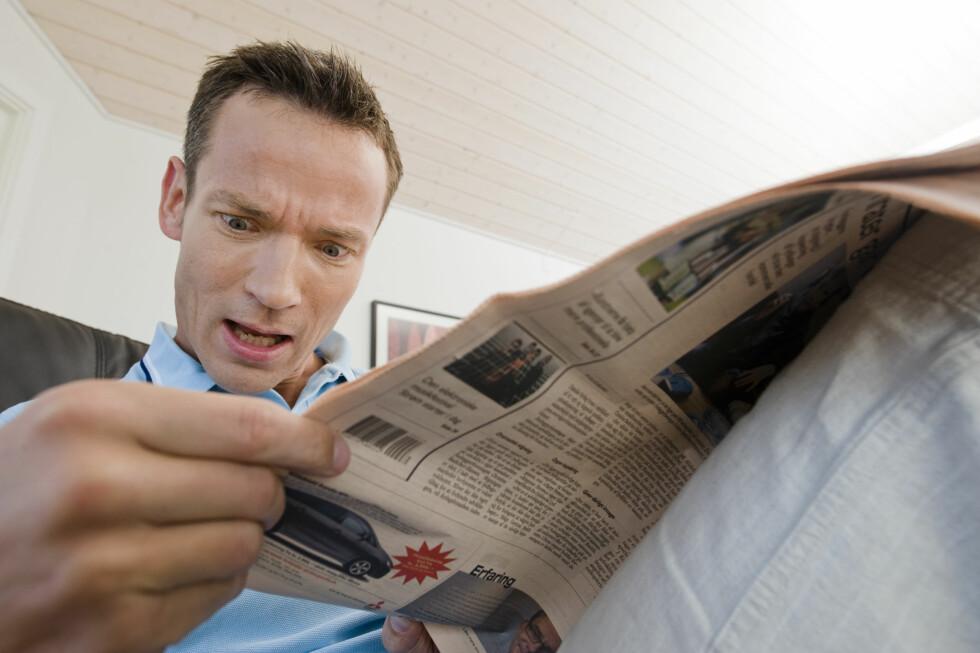Hvilke rettigheter har du hvis banken din går under? Foto: Colourbox.com