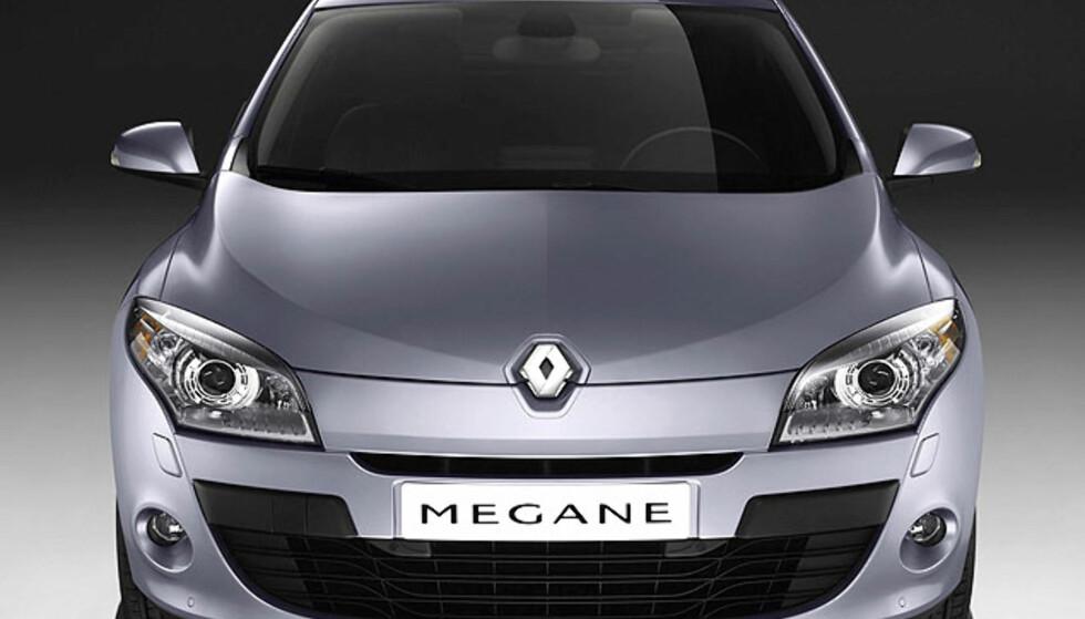 Nye Mégane: Store bilder