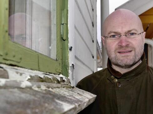 - En kan trygt si at krypkjellere er en tikkende bombe, sier Roy Malmo Nilsen i Anticimex. Foto: Anticimex