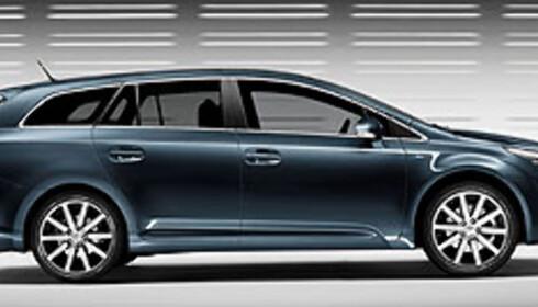 Toyota bryter nye barrierer