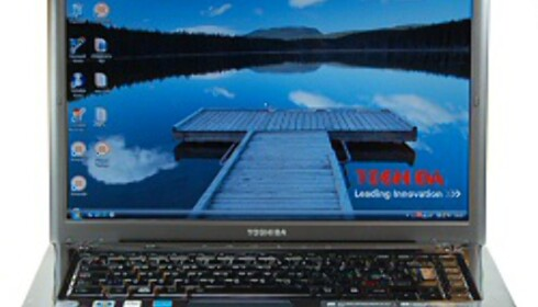 Shiny: Toshiba Satellite A300
