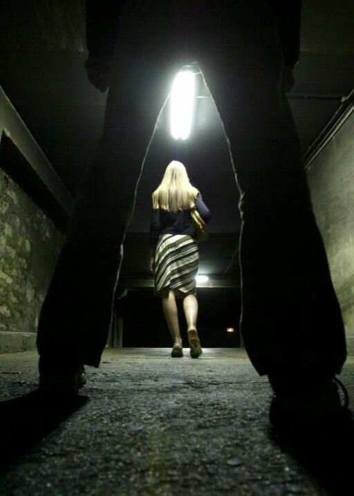 Mareritt kan  forberede hjernen på eventuelle skremmende hendelser, mener ekspert.     Foto: colourbox.com