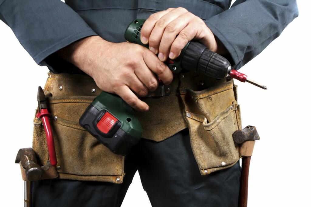 Gammel drill som ikke virker? Den kan gi deg rabatt på ny. Foto: iStockphoto.com